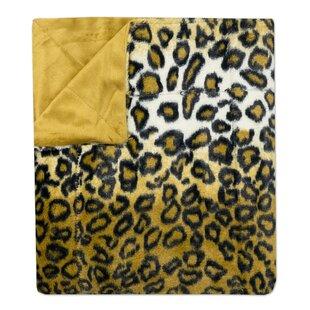 Leopard Print Blanket Wayfair