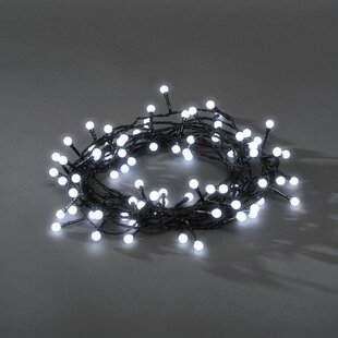 Review 80 LED Berry Christmas String Light