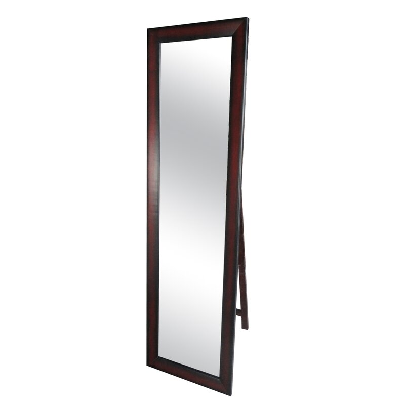 Selections By Chaumont Trinity Cheval Traditional Beveled Full Length Mirror Perigold