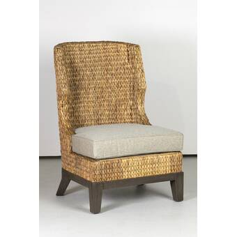 Panama Jack Sunroom Plantation Bay Wingback Chair Wayfair