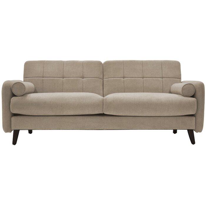 Natalie Mid-Century Modern Sofa