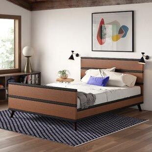 Byrnes Queen Platform Bed by AllModern