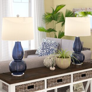 Table Lamps With Beaded Shades | Wayfair