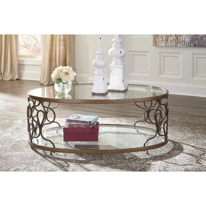 bohemian oval coffee tables you'll love | wayfair