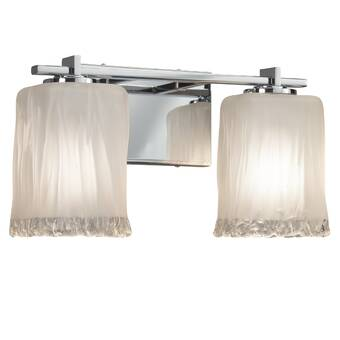 Darby Home Co Kelli 2 Light Vanity Light Wayfair
