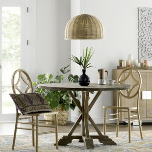 Reyna Solid Wood Dining Chair by Mistana