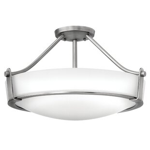 Hathaway 4-Light Semi Flush Mount by Hinkley Lighting