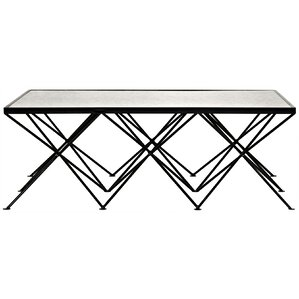 Zachary Coffee Table by Noir