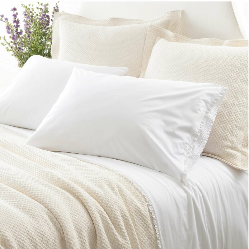 Pine Cone Hill La Dolce Villa Petite 400 Thread Count 100 Cotton Sheet Set Reviews Perigold