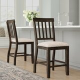 Kenworthy 24 Counter Stool (Set of 2) by Three Posts