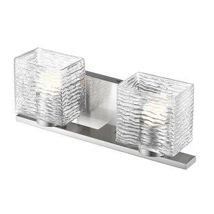 Foreman 2-Light LED Vanity Light by Orren Ellis