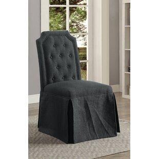 Sickmeier Upholstered Dining Chair Set (Set of 2)