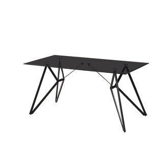 Sariyah Dining Table Brayden Studio