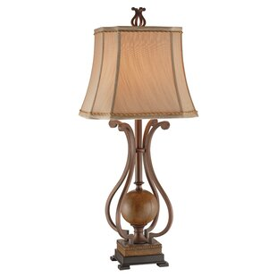 Ormskirk Scroll 34.25 Table Lamp