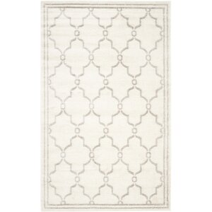 Peckham Ivory Indoor/Outdoor Area Rug