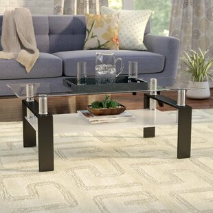 Great Price Makale Coffee Table by Latitude Run Reviews (2019) & Buyer's Guide