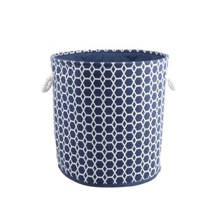 Look for Round Laundry Hamper By Bintopia