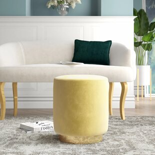 Harris Ottoman by Modern Rustic Interiors