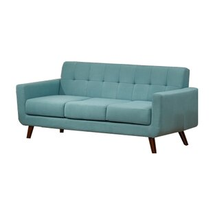 Compare & Buy Rohan Fabric Sofa by Langley Street Reviews (2019) & Buyer's Guide