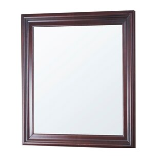 Affordable Hancock Mirror By Crawford & Burke