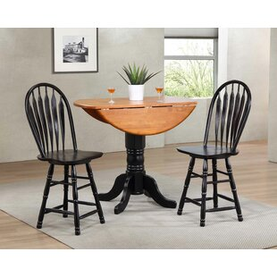 Copernicus 3 Piece Pub Table Set Loon Peak