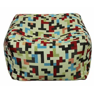 Chaida Pouf by Latitude Run