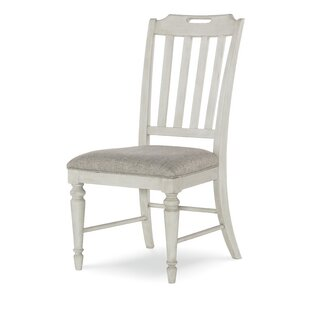 Ornithogale Slat Back Side Chair (Set of 2)