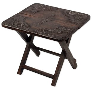 Ronnie Folding End Table