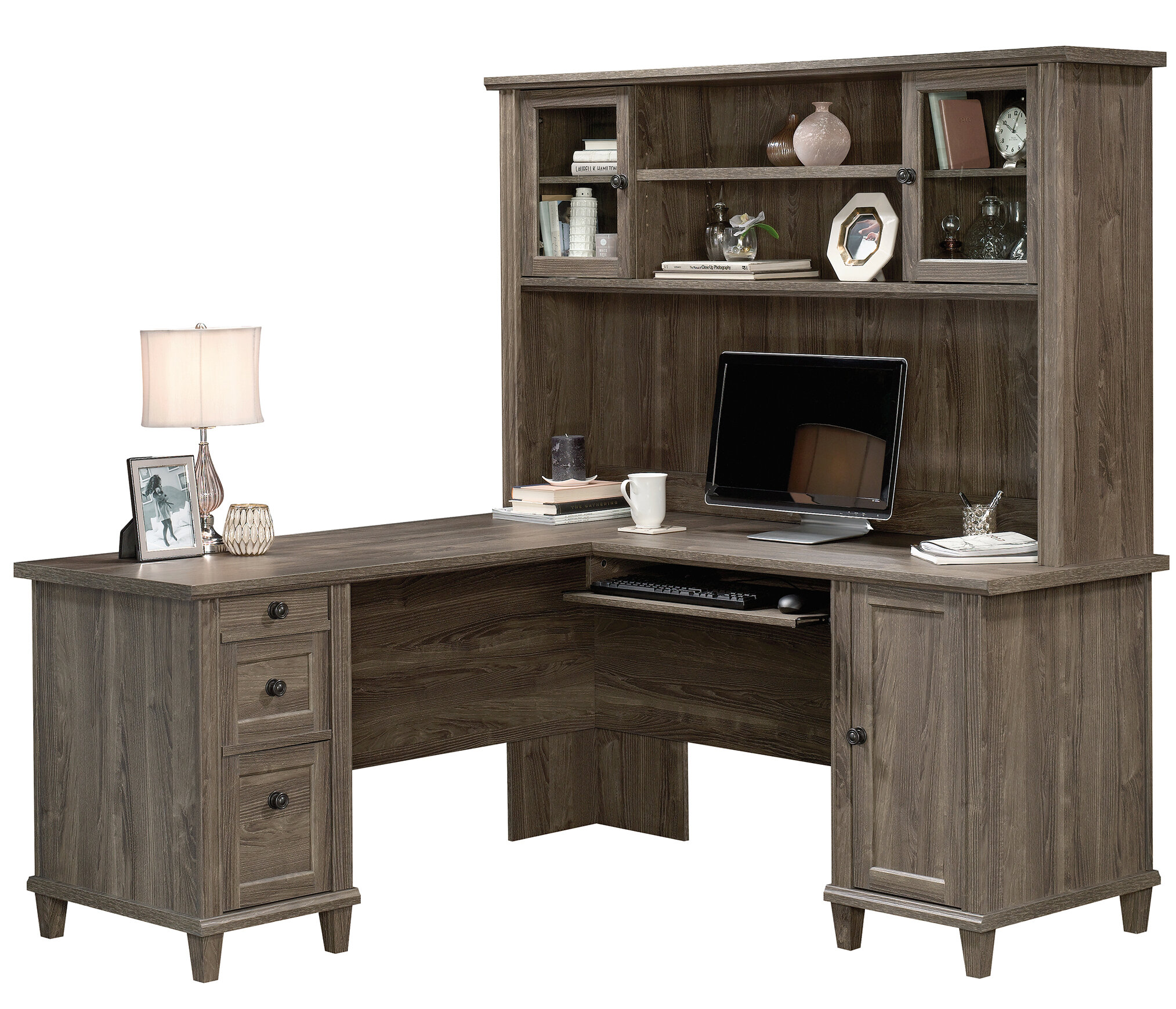 Winston Porter Ulrica L Shaped Desk
