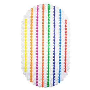 Comparison PVC Bath Rug ByHome Basics