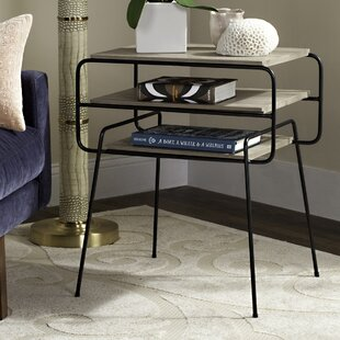 Biscay End Table by Laurel Fou..