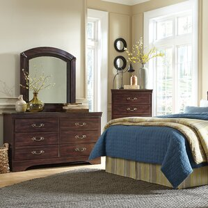 Budde 5 Drawer Standard Chest by Three Posts
