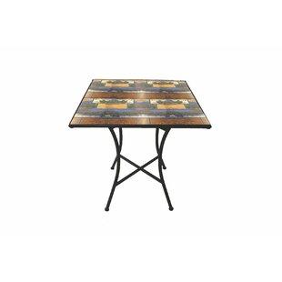 Nuneaton Mosaic Bistro Table By Borough Wharf