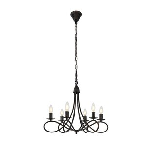 Darby Home Co Diaz 6-Light Chandelier