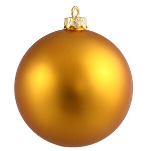 Ball Ornament with Cap