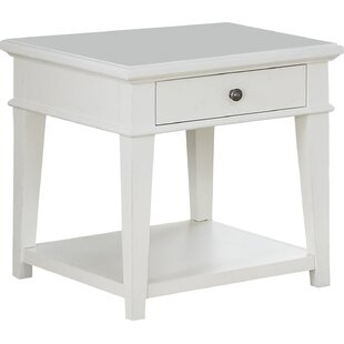 Saguenay End Table with Storage