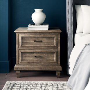 Check Prices Altenburg 2 Drawer Nightstand By Greyleigh