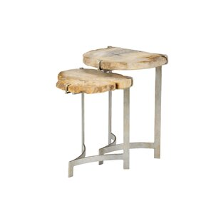 Bedrock 2 Piece Nesting Tables