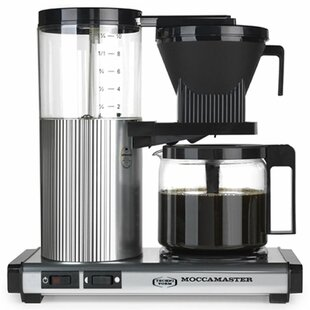Moccamaster 5-Cup CDG Pour-Over Coffee Brewer