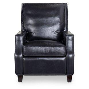 Massengill Leather Manual Recliner
