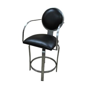 London 26 Swivel Bar Stool by Tobias Designs Cheap