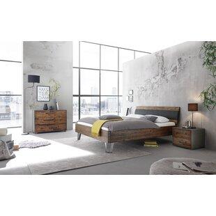 Gutirrez 2 Drawer Bedside Table By Ebern Designs