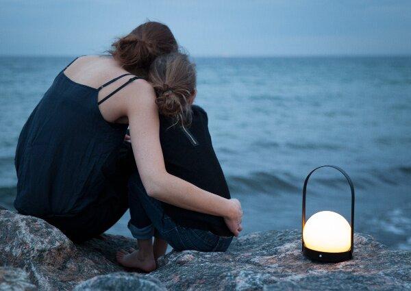 Menu Carrie Lamp : Menu carrie portable led lamp monolier