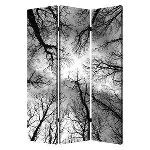 Screen Gems Forest 3 Panel Room Divider