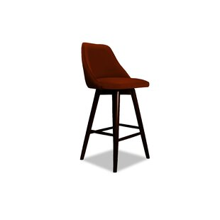 Delores 30 Swivel Bar Stool by Ivy Bronx