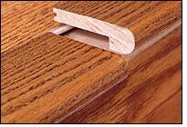 Artistic Finishes 0 81 X 2 X 78 Pecan Stair Nose Wayfair