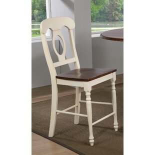 Kenya 24 Bar Stool (Set of 2) August Grove