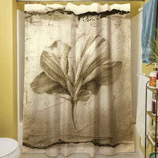 Floral Impression IX Single Shower Curtain