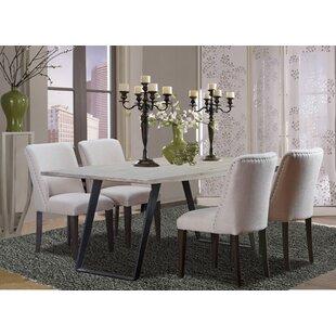 Bedford Dining Table by Brayden Studio Fresh