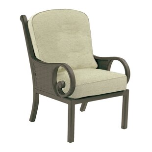 Riviera Patio Dining Chair with Cushion